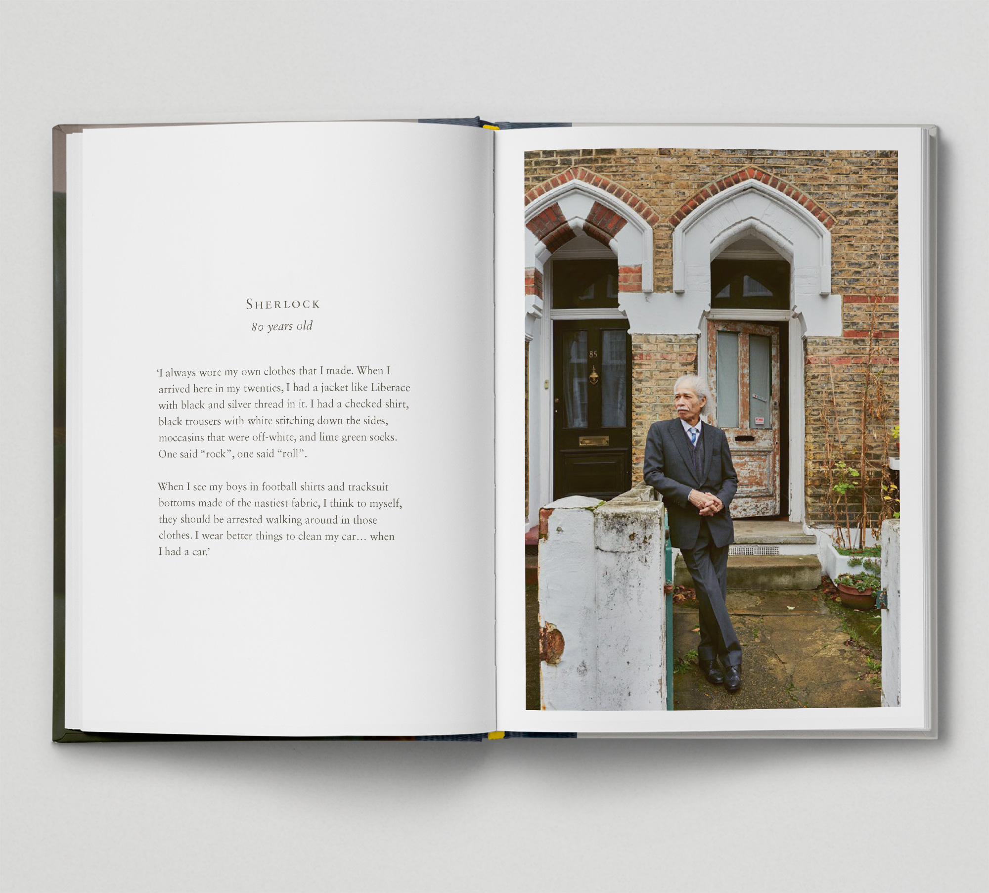 Jenny Lewis, 'One Hundred Years: Portraits of a community aged 0–100', Hoxton Mini Press, Photography book