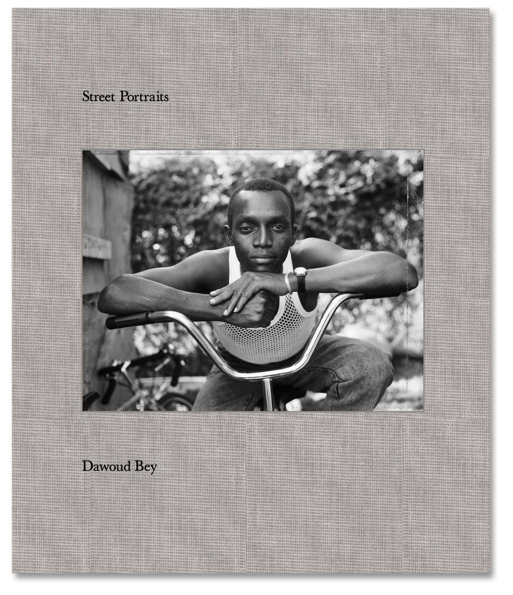 Dawoud Bey, Street Portraits MACK photography book