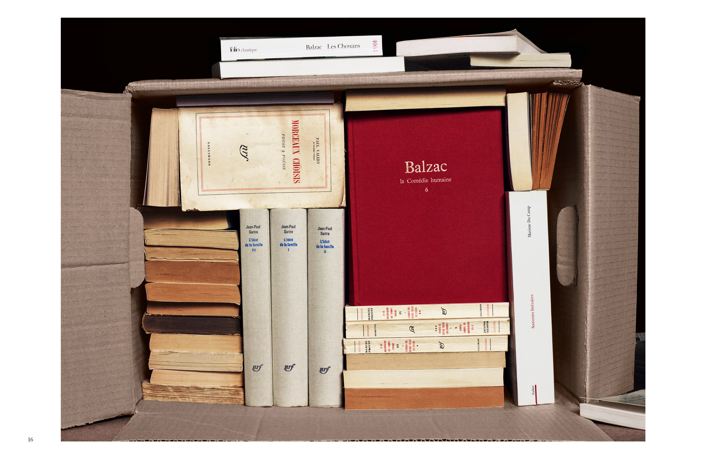 Jean-Luc Godard's Archive STÉPHAN CRASNEANSCKI — WHAT WE LEAVE BEHIND photography book libraryman