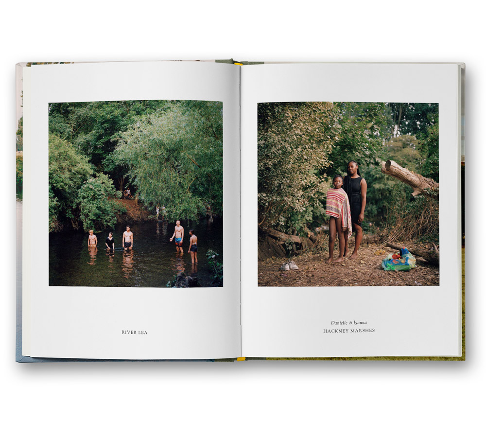 Sophia Spring, Parklife: A love letter to London's green spaces Hoxton Mini Press, 2021