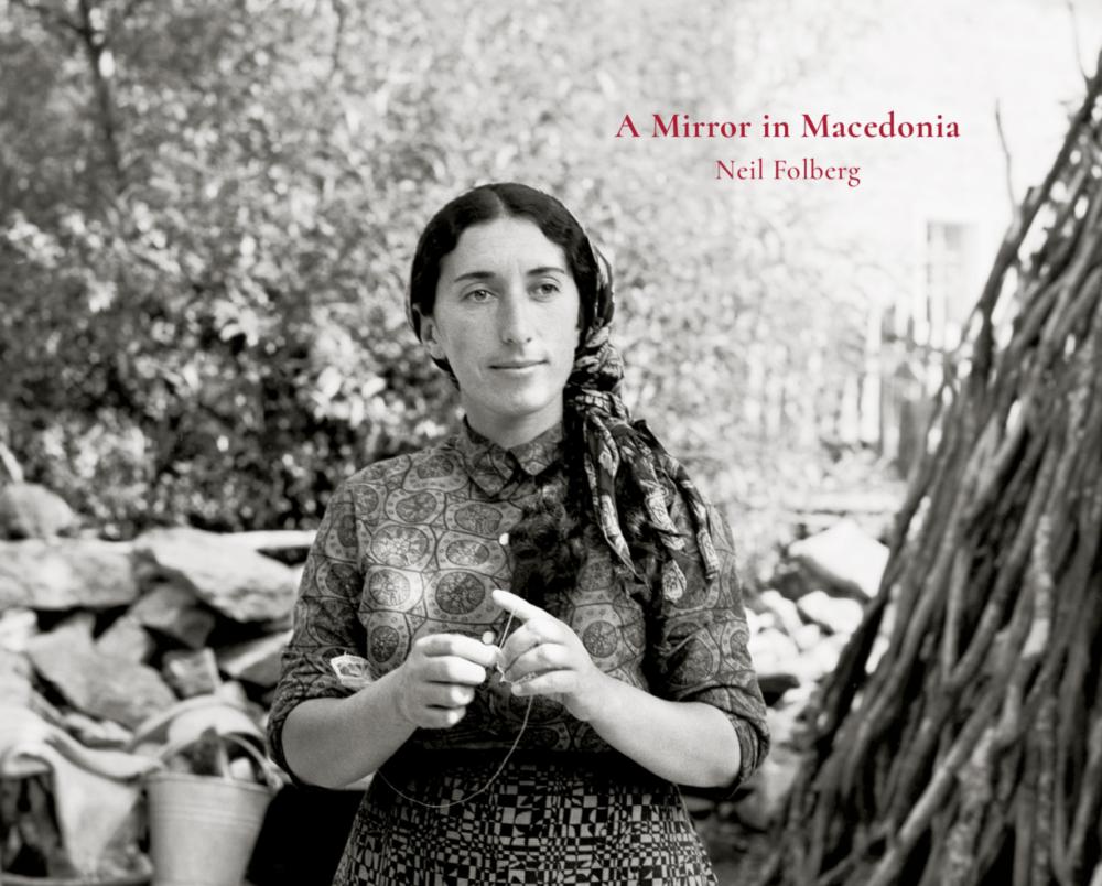 Neil Folberg, A Mirror in Macedonia Lecturis, 2021