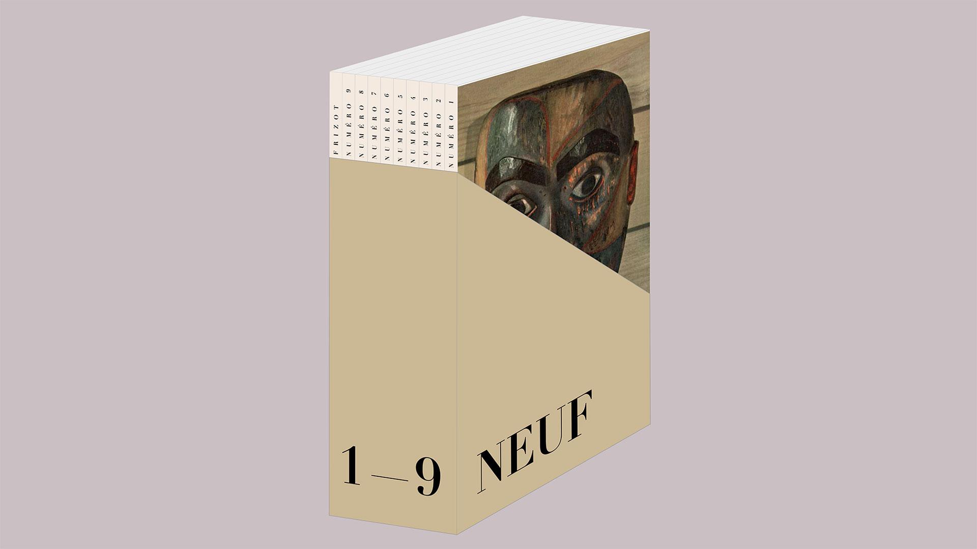 Revue Neuf delpire and co