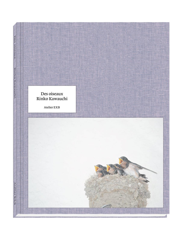 Des oiseaux Rinko Kawauchi Atelier EXB / Editions Xavier Barral
