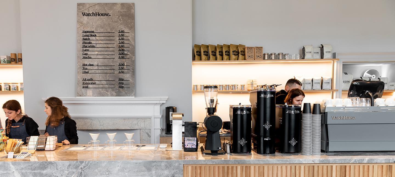 watchhouse coffee shop